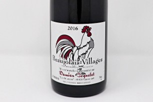 Damien Coquelet, Beaujolais-Villages (2016)